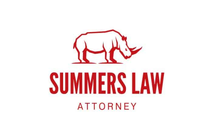 Summers Law Logo
