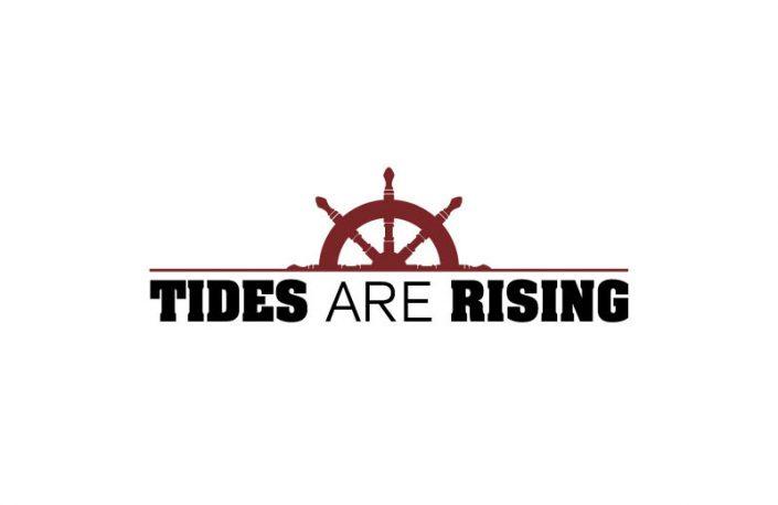 Tides Are Rising Logo