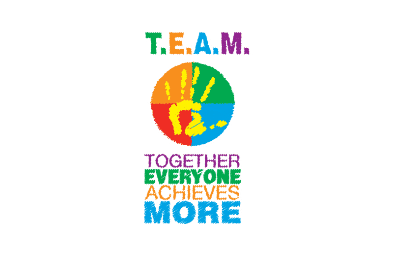 Together Everyone Achieves More Logo