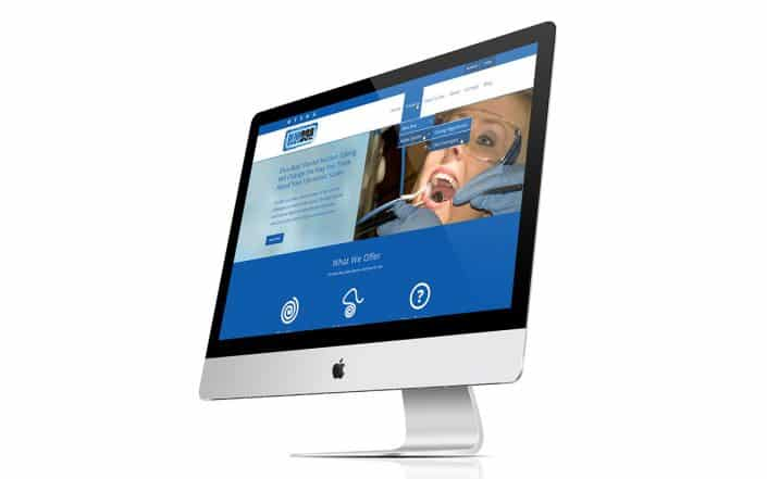 Blue Boa iMac