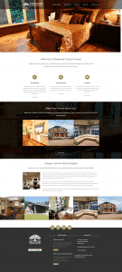 Maywood Homes Website