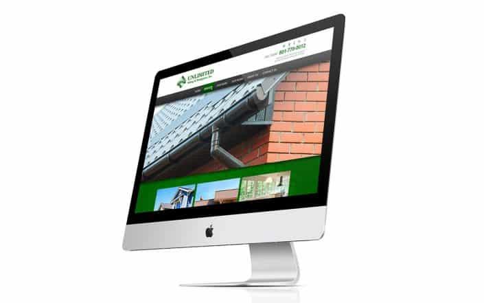 Unlimited Siding iMac