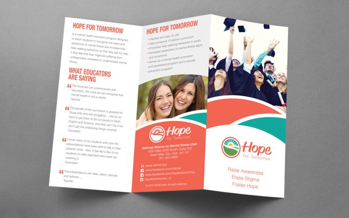 Hope Brochure by Adam Miconi