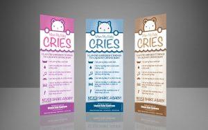 NCSBS When My Baby Cries Rack Card