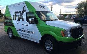iFix Truck Wrap