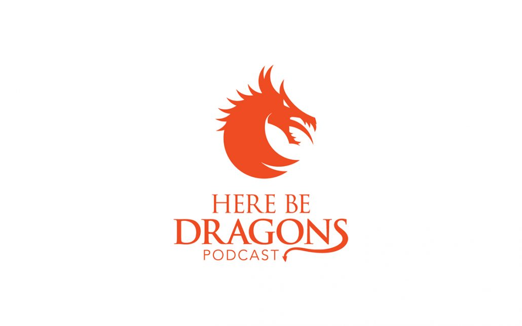 Here Be Dragons Logo