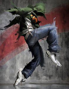 Splatter Dancer