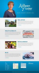 Kalleen Foster Website