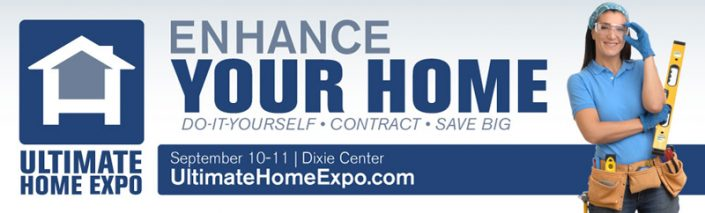 Ultimate Home Expo Billboard