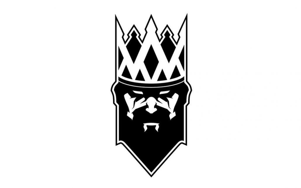 AF King Logo on White