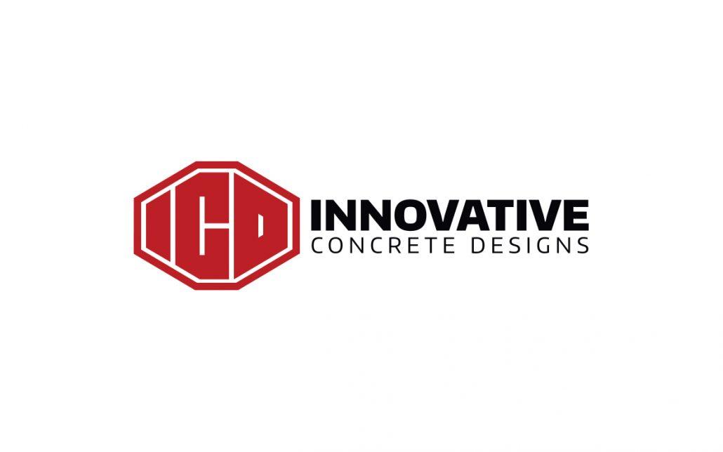 Innovative Concrete Designs Logo by Graphic Design By Adam
