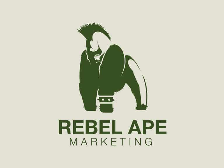 Rebel Ape Marketing Theme Cover