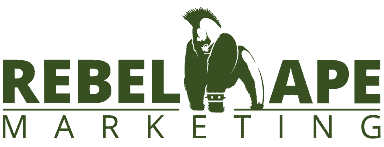 Rebel Ape Marketing Logo