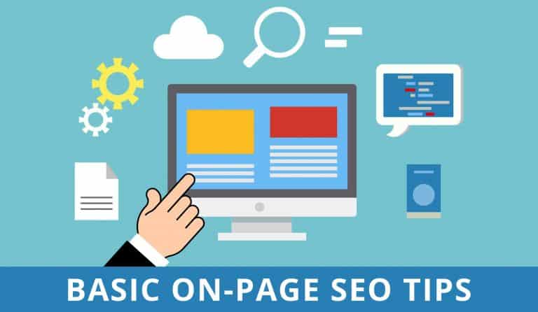 Basic On-Page SEO Tips