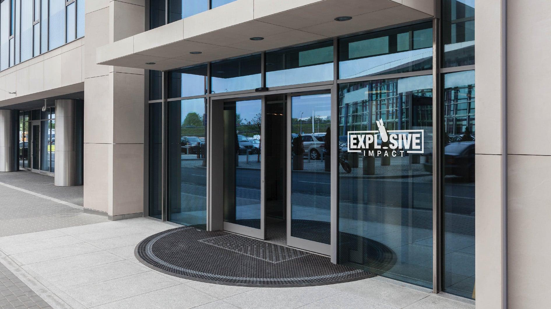 Explosive Impact Building