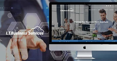 IT Business Services Cover Image